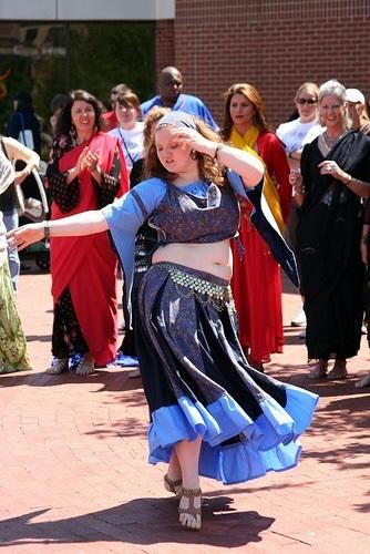 Anala Rabari's Gypsy Costume