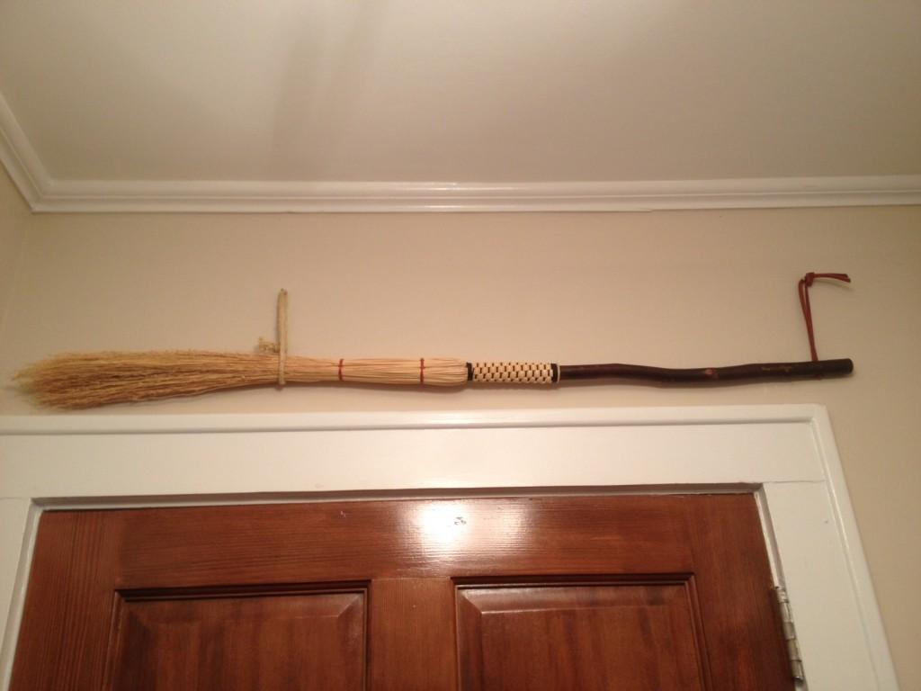 Front Door Broom