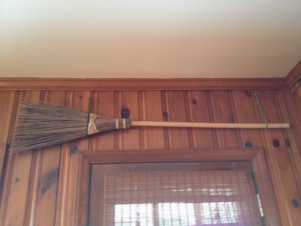 Back Door Broom