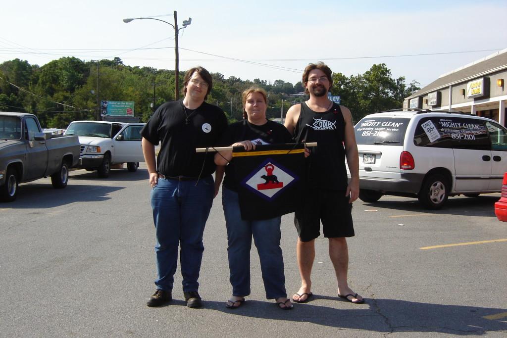 Black Bear Kindred, August 2005