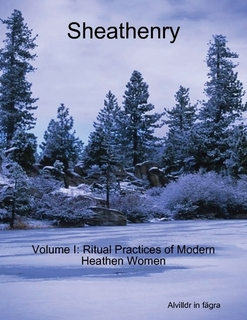 Sheathenry book cover